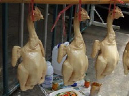 ภาพโรงงานทำไก่ปลอม เราผลิตไก่ปลอมหรือไก่เรซิน ได้หลายแบบเพื่อตอบสนองลูกค้า  ที่ต้องไก่ปลอมที่ไม่เหมือนกัน ทั้งไก่คอพับ,ไก่คอตรง,ไก่ตัวเล็ก,ไก่ตัวใหญ่